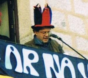 2001. Pregón de Carnaval