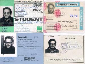 Algunos de mis documentos de un tiempo pasado
