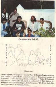 Verano del 97 en Zahara de los Atunes 001