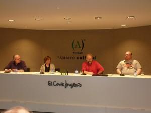 Presentación Madrid